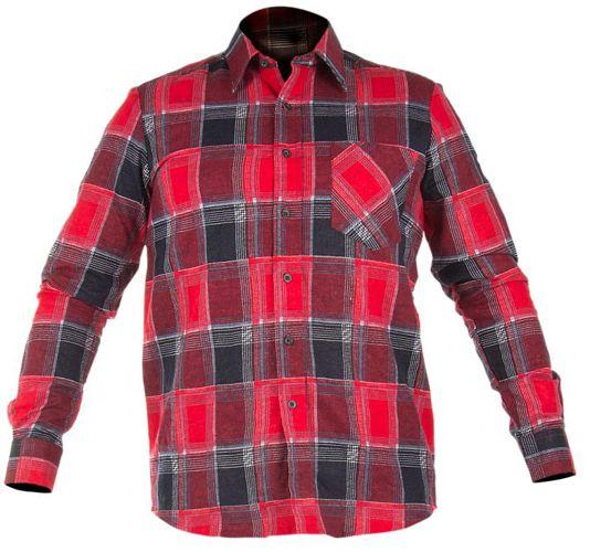 flanelowe koszule robocze tanio